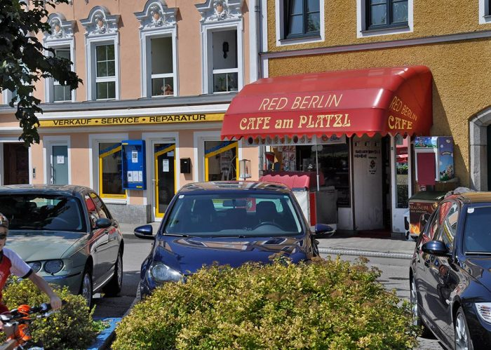 RED BERLIN – Cafè am Platzl